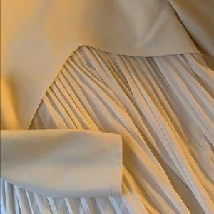 lululemon athletica Tops - LULULEMON PLEAT ON LONG SLEEVE SHIRT TOP